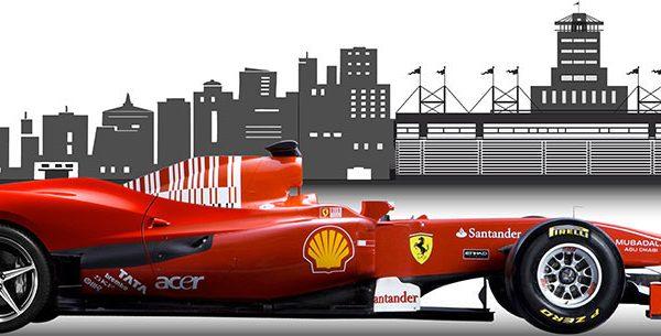Pirelli In The F1